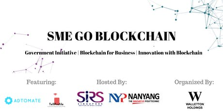 SME Go Blockchain tickets