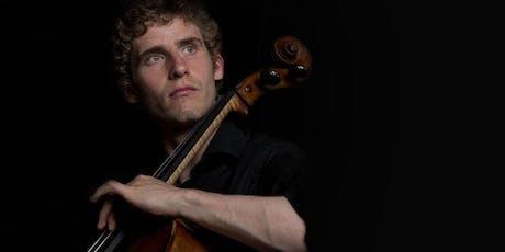 Andreas Brantelid performs Elgar's Cello Concerto  tickets