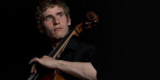 Andreas Brantelid performs Elgar's Cello Concerto