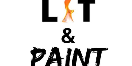 LIT & PAINT | HIP HOP EDITION tickets