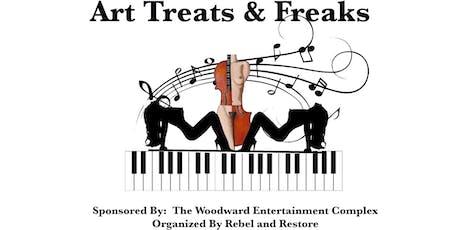 Art Treats & Freaks  tickets
