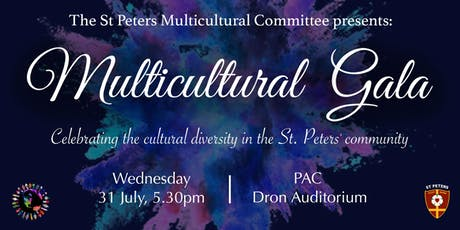Multicultural Gala tickets