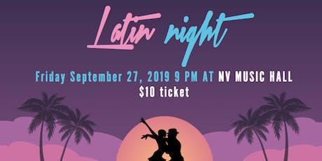 Latin Night in Support of SOS Children's Villages  tickets