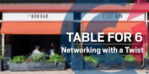 QLD | Table for 6 Networking Dinner @ C'est Bon Restaurant