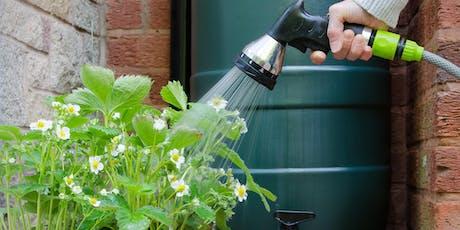 Rainwater Harvesting Workshop tickets