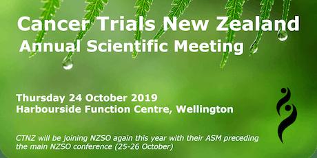 CTNZ Annual Scientific Meeting 2019 tickets