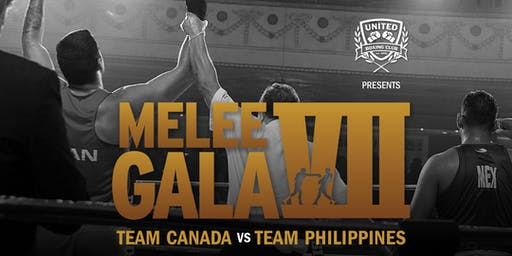 Melee Gala - VII - Manitoba's Premier Boxing Gala Event