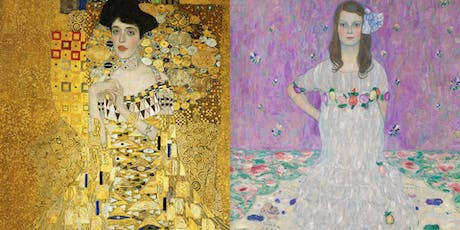 Social Painting/Paint & Sip - Portraits with Gustav Klimt tickets