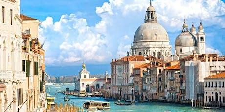 Italian 1A Beginner. Part-time Evening Course - Term 4 tickets