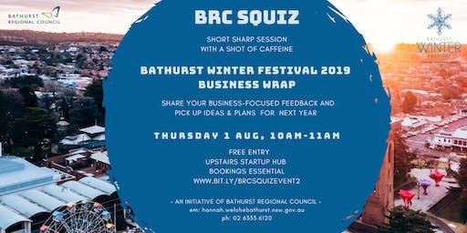 Bathurst Winter Festival 2019 - Business Wrap