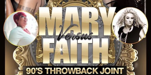 Mary  J Blige vs Faith Evans 90's Throwback