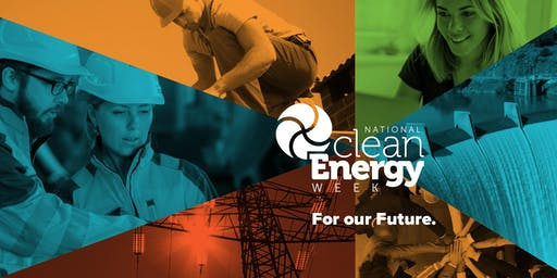 National Clean Energy Week | Young Professionals Happy Hour 2019