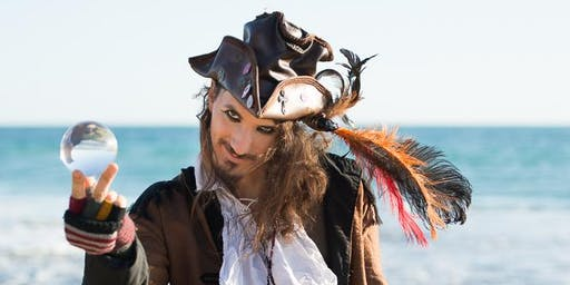 Hop To It Saturday Kids Club: Arrr! Pirate