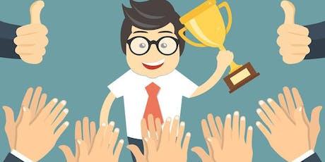讲座 《员工绩效考核的新方法: 积分激励管理》 tickets