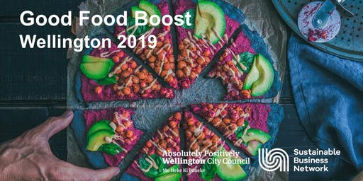 Good Food Boost Launch Wellington 2019