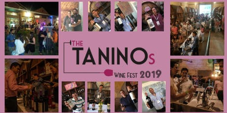 TANINOS WINE FEST entradas