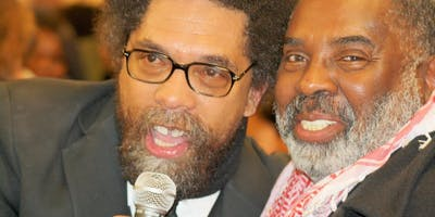 Dr. Cornel West and Marvin X in Conversation