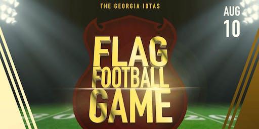 Georgia Iotas: Flag Football Brotherhood Bowl 2019