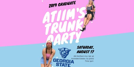 Atiim's College Trunk Party tickets