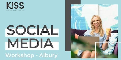 ALBURY - Social Media Workshop