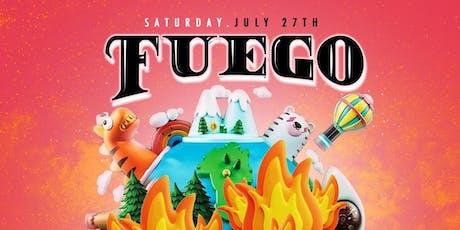 FUEGO Reggaeton Party at Murano LA tickets