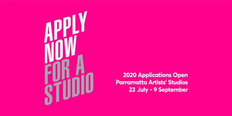 Parramatta Artists' Studios | Application one-on-one sessions tickets