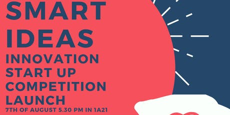 SMART IDEAS Start Up Competition Challenge University of