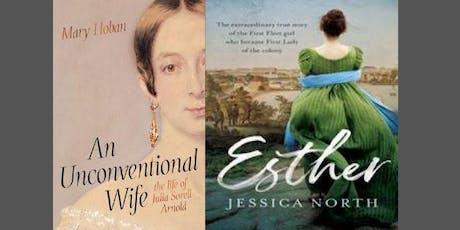 Hidden in History: discovering extraordinary women in Australian history tickets