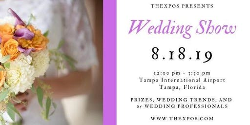 TheXpos Wedding Show - August 18, 2019