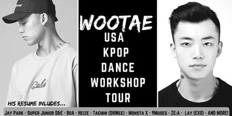 WOOTAE in NYC tickets