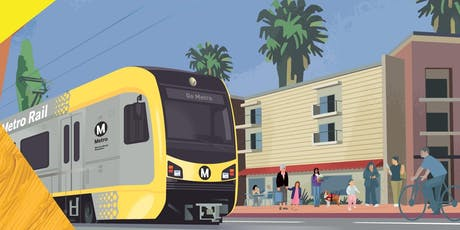 Learn About East LA Light Rail with Jenny Cristales-Cevallos: Thurs., Sept. 12, 6 pm tickets