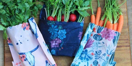 Beeswax Wraps Workshop - Wingham tickets