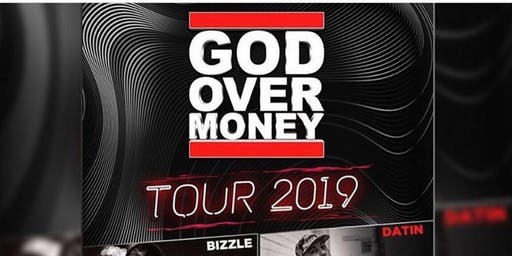 God Over Money Tour 2019 - Baltimore, MD