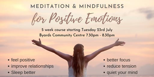 Meditation for Positive Emotions