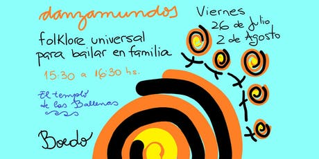 en Boedo!  DANZAMUNDOS: Folklore universal para bailar en familia entradas