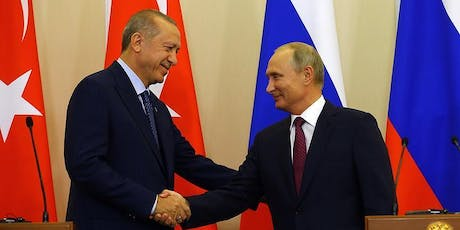 Turkey-EU relations in the axis of energy wars with Russia tickets