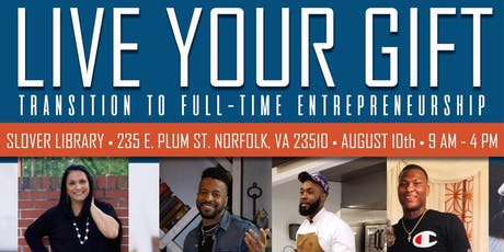 Live Your Gift - Business Seminar and Workshop tickets