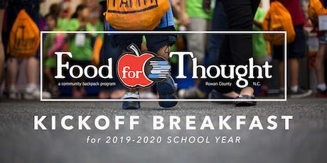 Food for Thought Kickoff Breakfast tickets