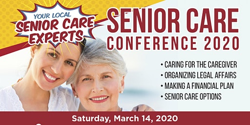 SENIOR CARE CONFERENCE - Caring for the Caregiver