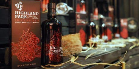 Whiskey Stories: Highland Park Scotch & The Viking Musical tickets