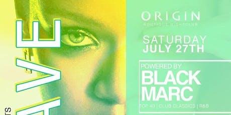 Krave Saturday w/ DJ Black Marc of KMEL tickets