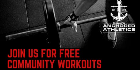 Free CrossFit Community Class tickets