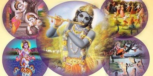 Shri Krishna Leela - Celebrating Krishna Janmasthami