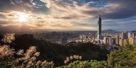 Taiwan Internships Information Evening tickets