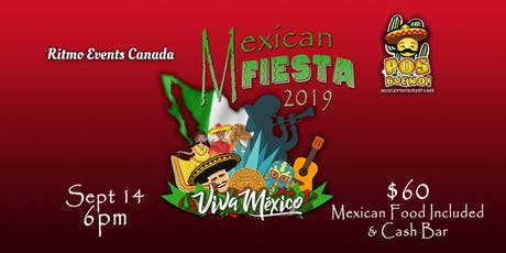 Mexican Fiesta 2019 tickets