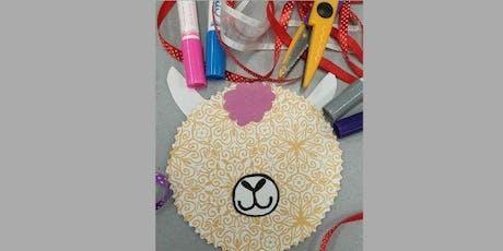 Llama Sun-Catchers - School Holiday Workshop - Windale tickets
