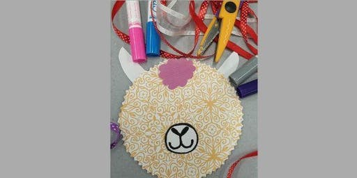 Llama Sun-Catchers - School Holiday Workshop - Windale
