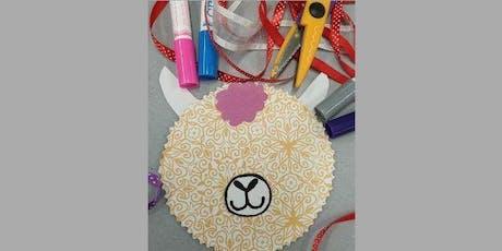 Llama Sun-Catchers - School Holiday Workshop - Cardiff tickets