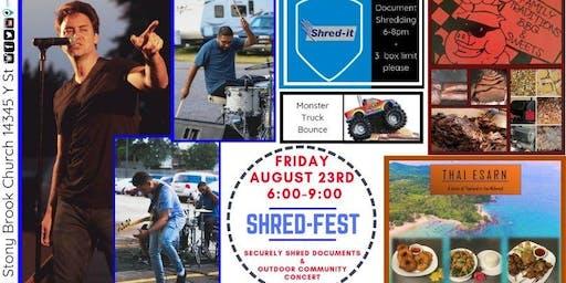 SHRED-Fest