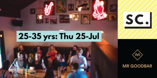 Adelaide Speed Dating | 25-35 yrs | Singles Events | Social Co.